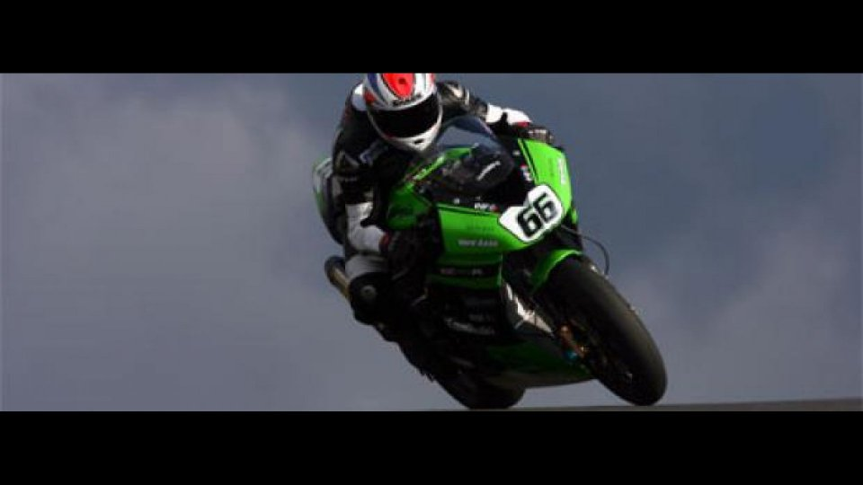 Moto - News: WSBK 2010, Portimao: nuvole nere su Kawasaki