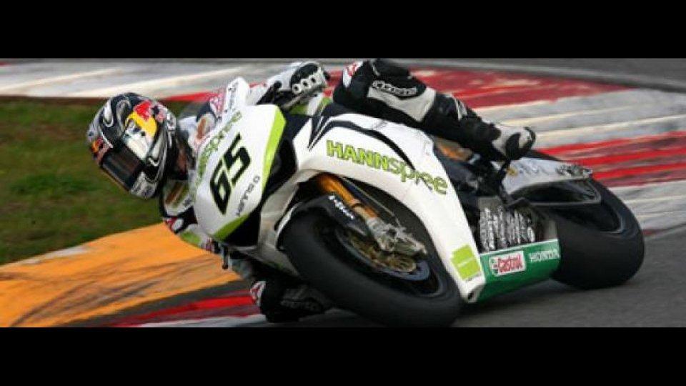 Moto - News: WSBK 2010, Portimao, Test/3: