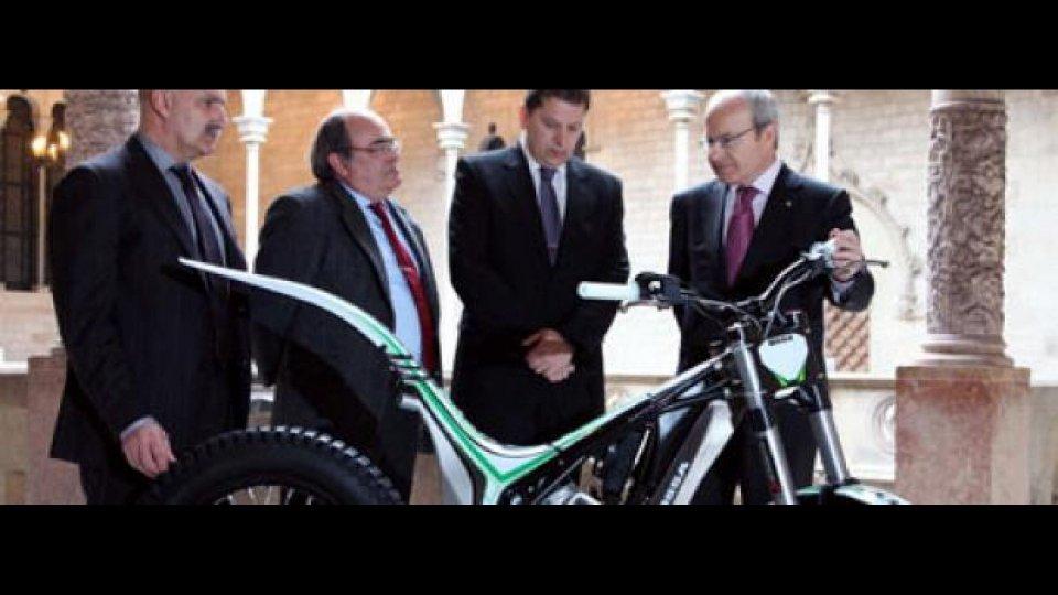 Moto - News: Appoggio governativo alla catalana Ossa
