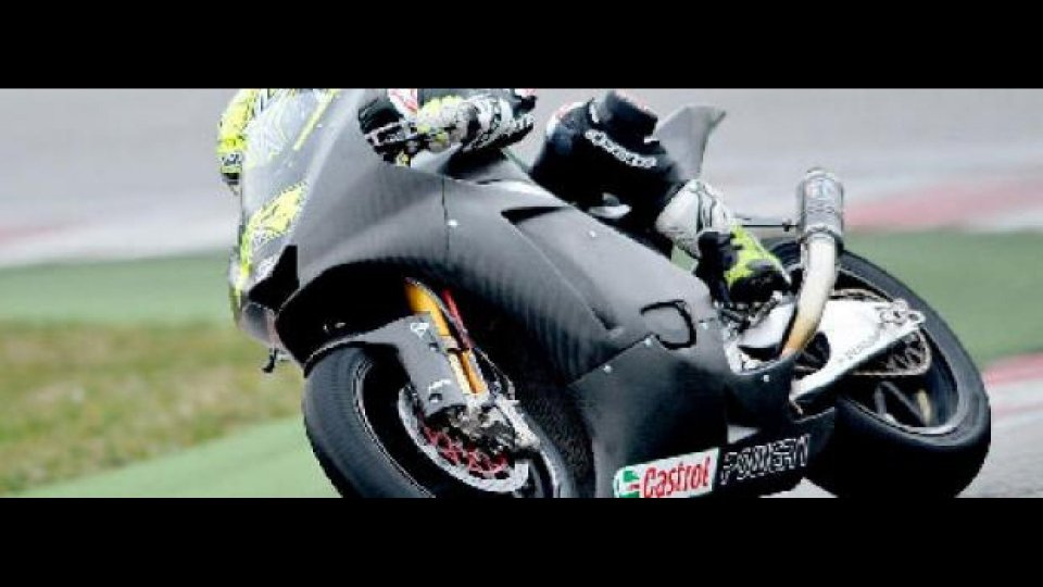 Moto - News: Conclusi i test Moto2 a Misano