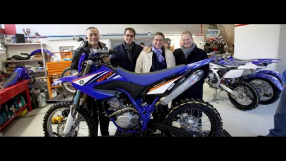 Moto - News: Daihatsu Terios Team supported by Yamaha