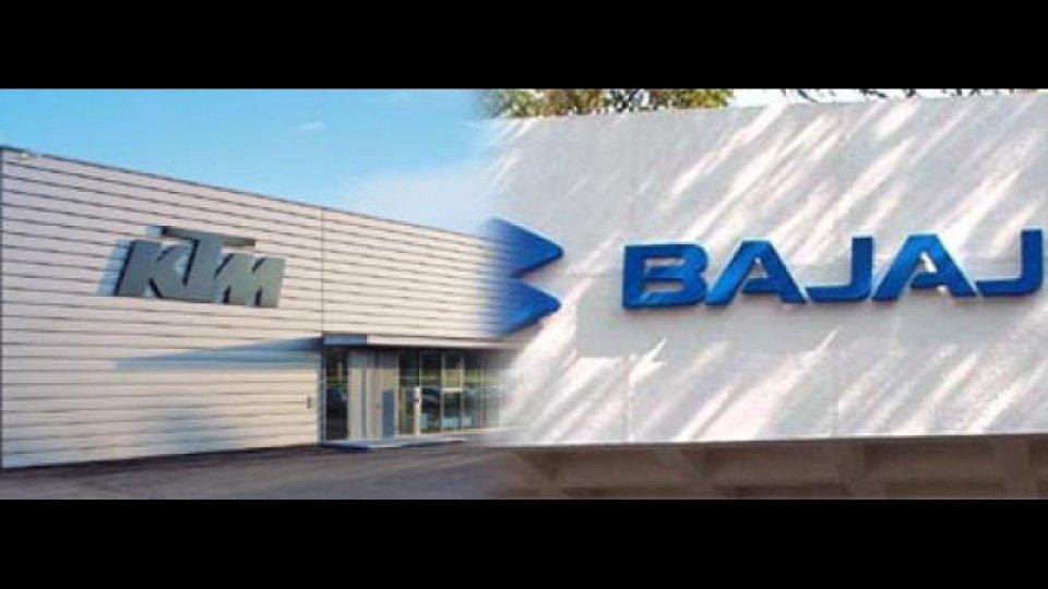 Moto - News: Ktm-Bajaj: in mani indiane oltre il 50% della Casa austriaca?