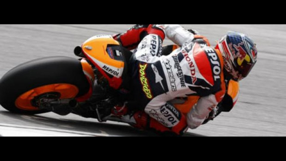 Moto - News: MotoGP 2010, Sepang/2, Test day/2: team Honda