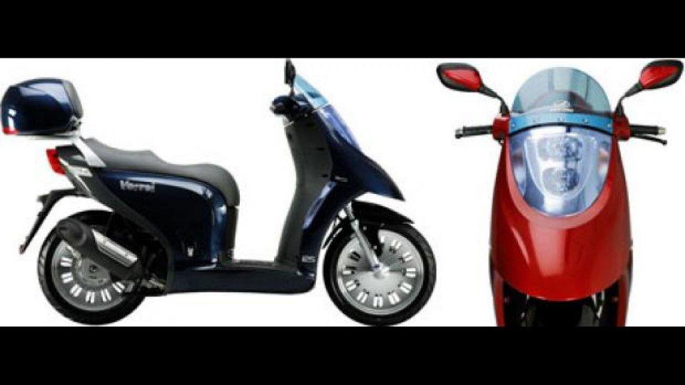 Moto - News: Nipponia scooter: nuovo Vorrei 125 e 150 cc