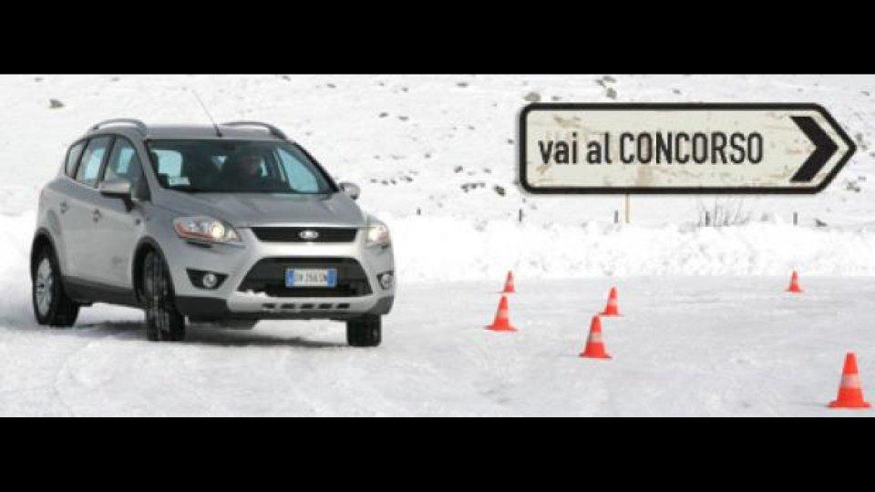 Moto - News: Vinci un corso di guida sul ghiaccio con OmniAuto.it School