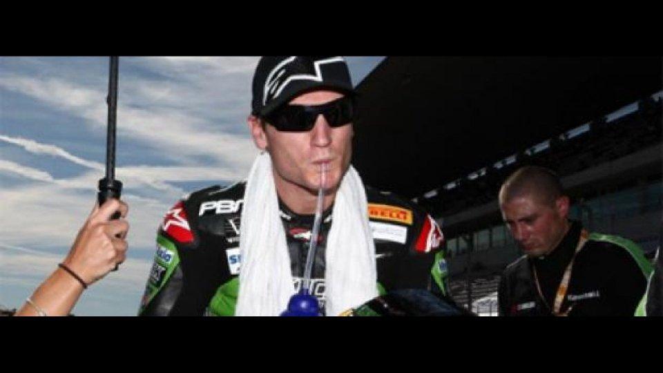 Moto - News: WSBK 2010: frattura alla tibia per Broc Parkes