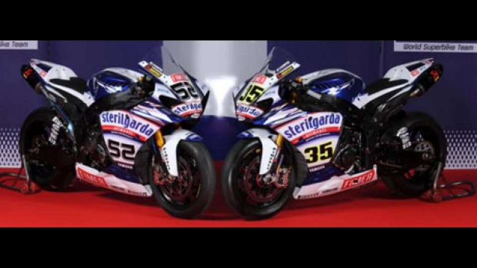 Moto - News: Yamaha WSBK 2010: ha 228 CV e pesa 3 kg in meno