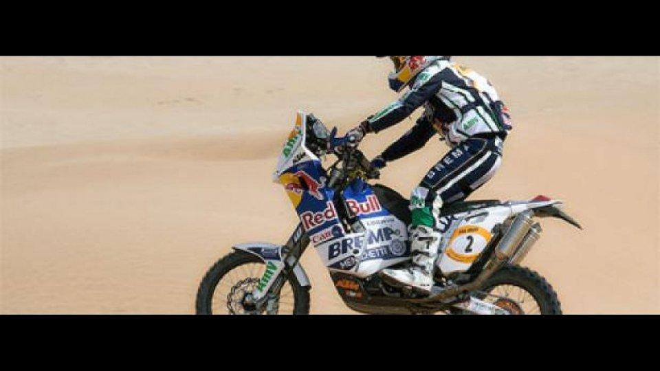 Moto - News: Abu Dhabi Desert Challenge 2010 - 2a tappa