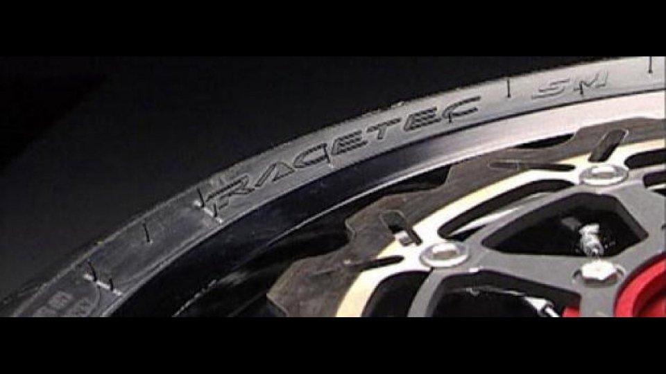 Moto - News: Metzeler Racetec SM
