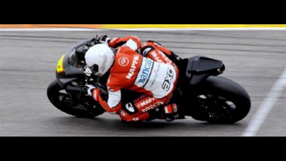 Moto - News: Moto2 2010, Valencia test, day/2: Simon davanti