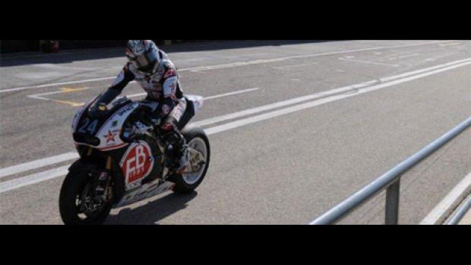 Moto - News: MotoGP 2010: correrà anche la FB Corse