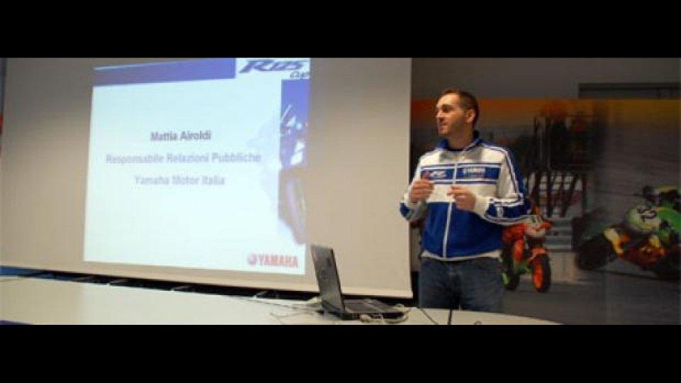 Moto - News: Presentato ad Adria il Yamaha R125 Cup 2010