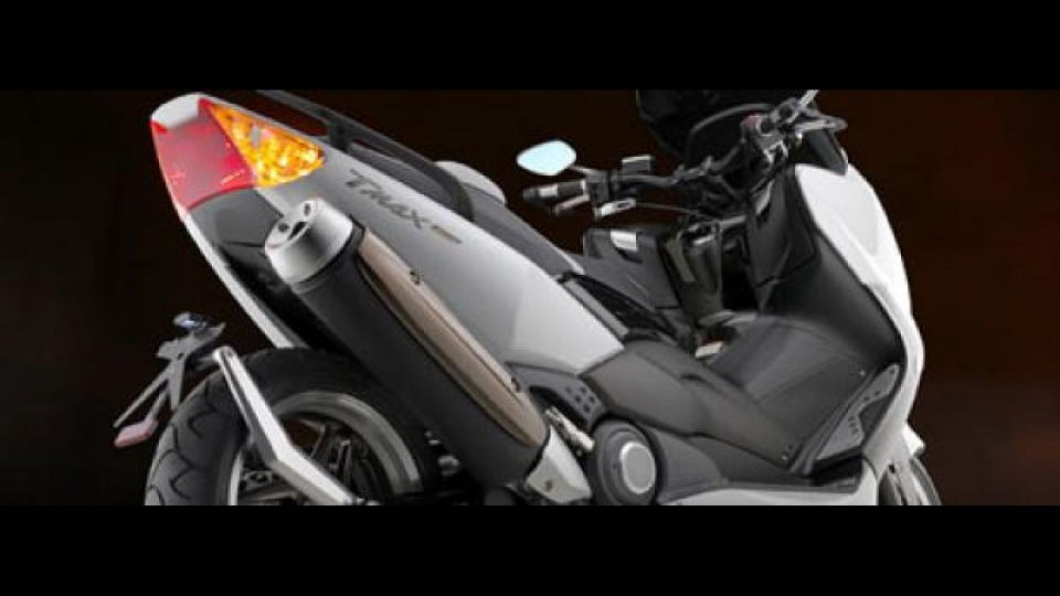 Moto - News: Rizoma per Yamaha T-Max