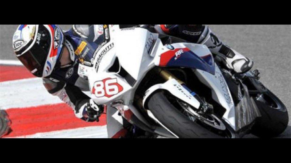 Moto - News: WSTK 2010, Portimao: debutto vincente per BMW