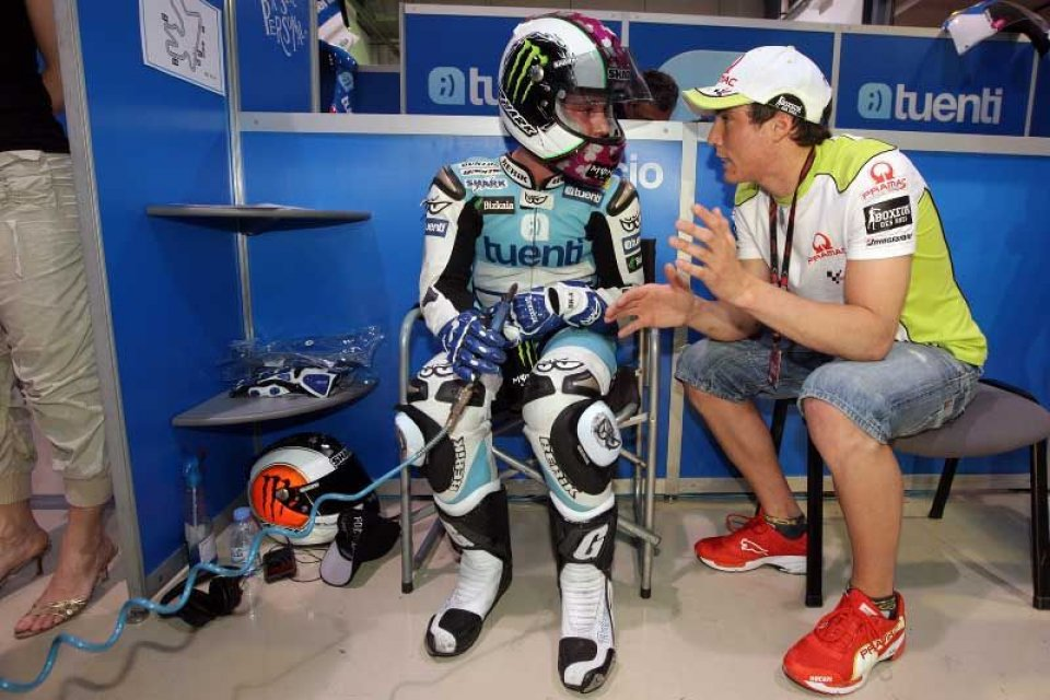 Moto - News: 125 libere 1: Espargarò e poi...tutti spagnoli