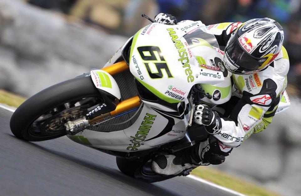 Moto - News: SBK: Il team Ten Kate Honda pronto al riscatto