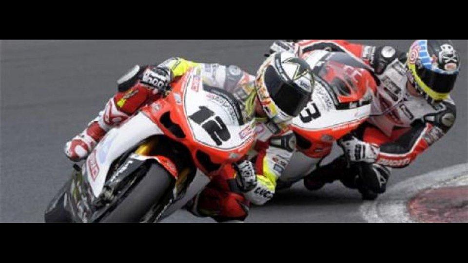 Moto - News: CIV a Vallelunga: spettacolo per tredicimila