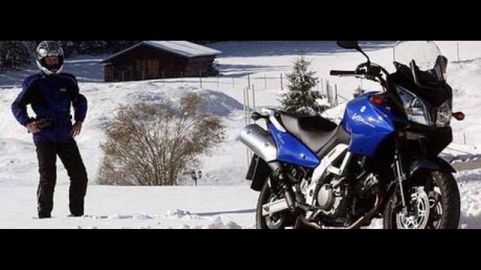 """Moto - News: Concorso """"In viaggio con V-Strom"""": i vincitori"""