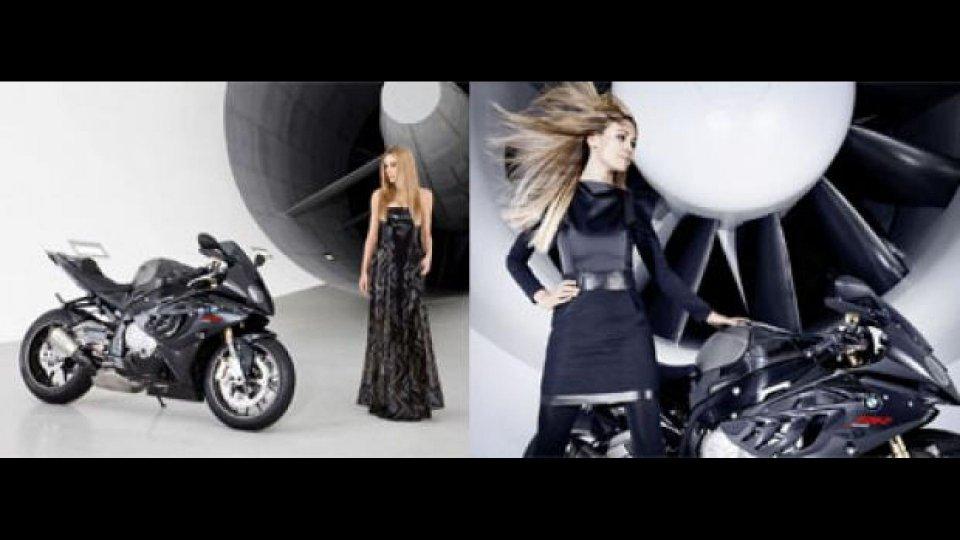 Moto - News: Leslie Portefield e la BMW S1000RR
