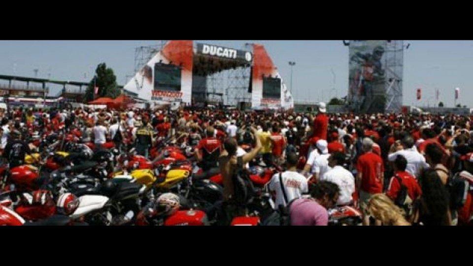 Moto - News: WDW 2010: ricco programma di vita nottura