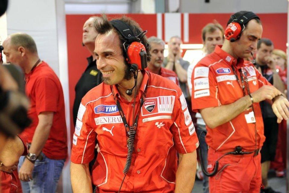 Moto - News: Fiocco rosa in casa Ducati