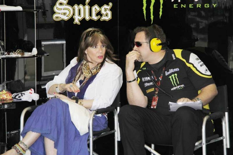 Moto - News: Mary Spies: Ben rimpiange la Superbike