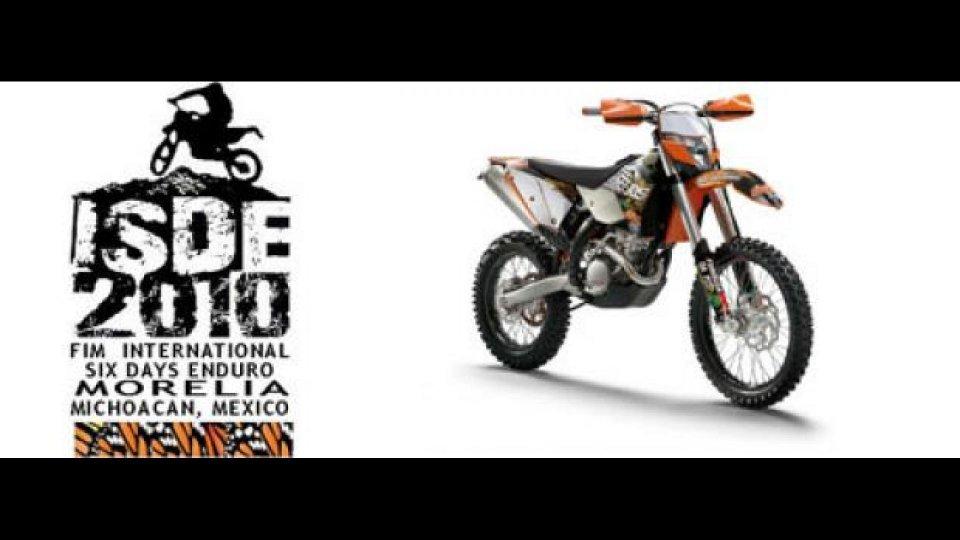Moto - News: Con KTM alla Six Days in Messico