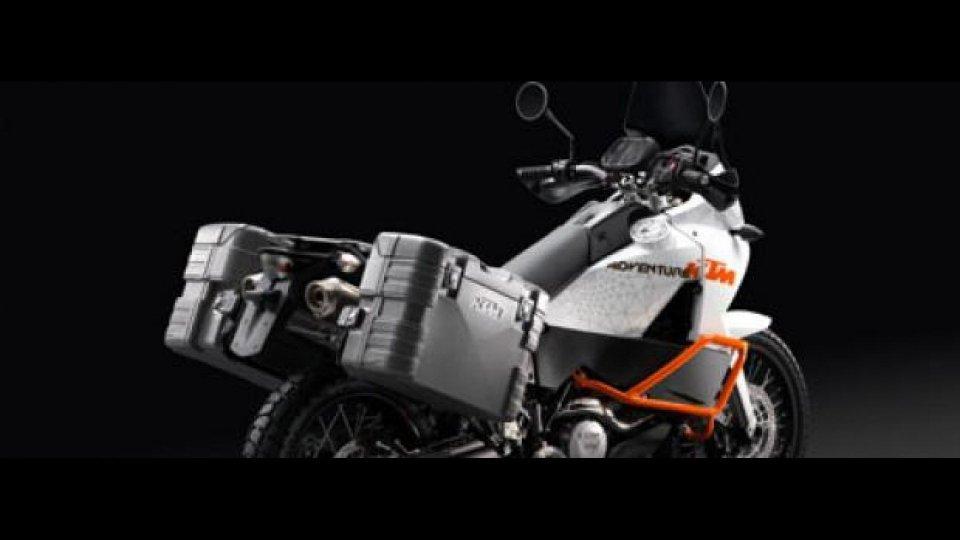 Moto - News: KTM 990 Adventure Limited Edition 2010