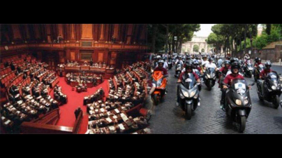 Moto - News: Nuovo Codice della Strada: il Senato ha deciso