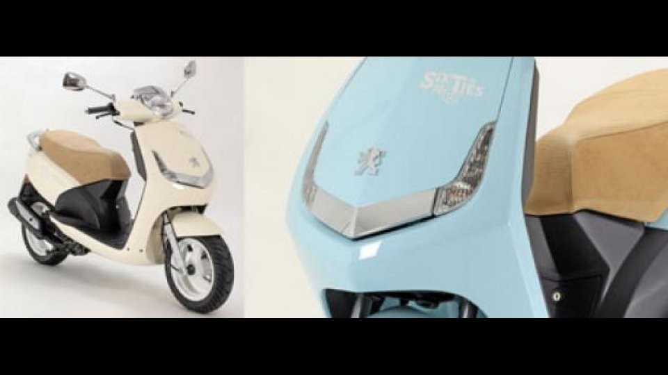 Moto - News: Peugeot Vivacity Sixties 50