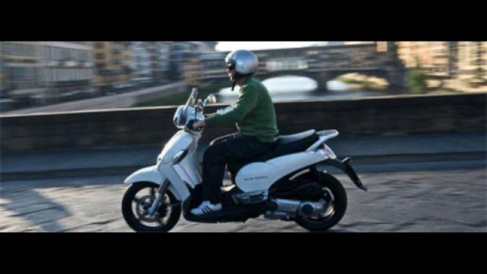Moto - News: Scarabeo partner di Firenze Gelato Festival