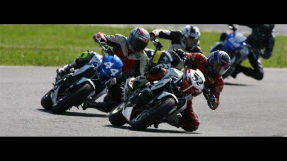 Moto - News: Suzuki Gladius Cup 2010, Misano Adriatico