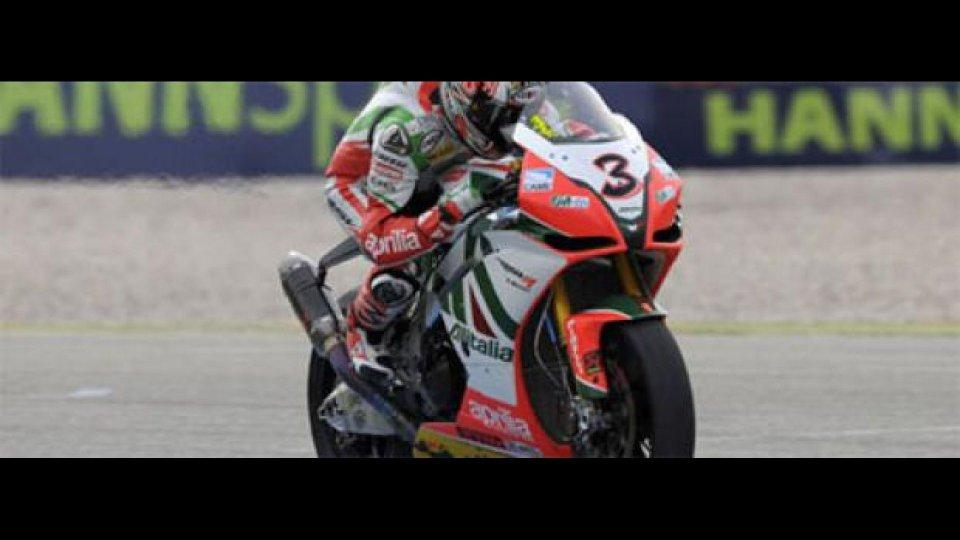 Moto - News: WSBK 2010, Monza, gara-2: Max... e due!