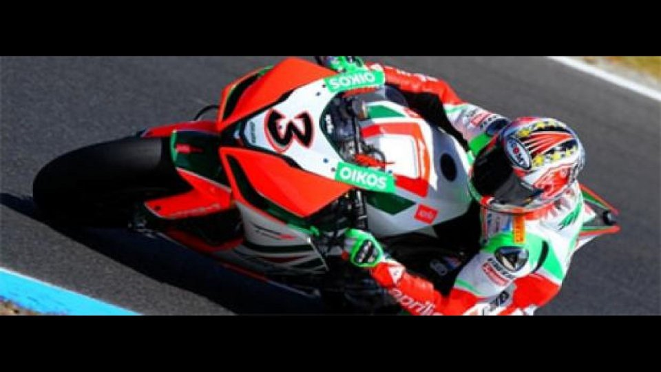 Moto - News: WSBK 2010, Monza, Superpole: super Max!