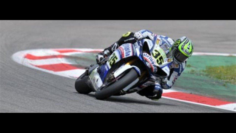 Moto - News: WSBK 2010, Monza: Yamaha in netta crescita