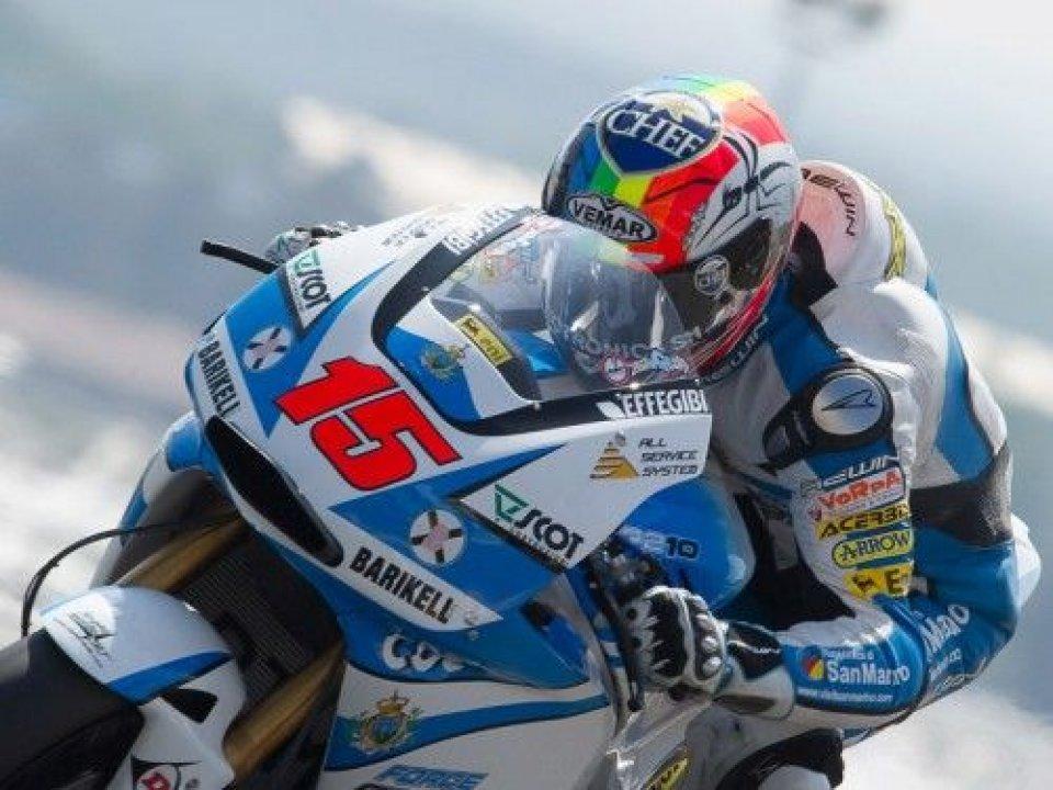 Moto - News: De Angelis al Mugello con Ohlins
