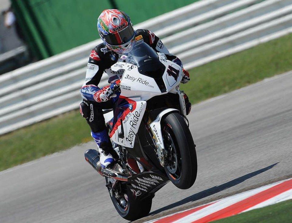 Moto - News: SBK: Corser il più veloce