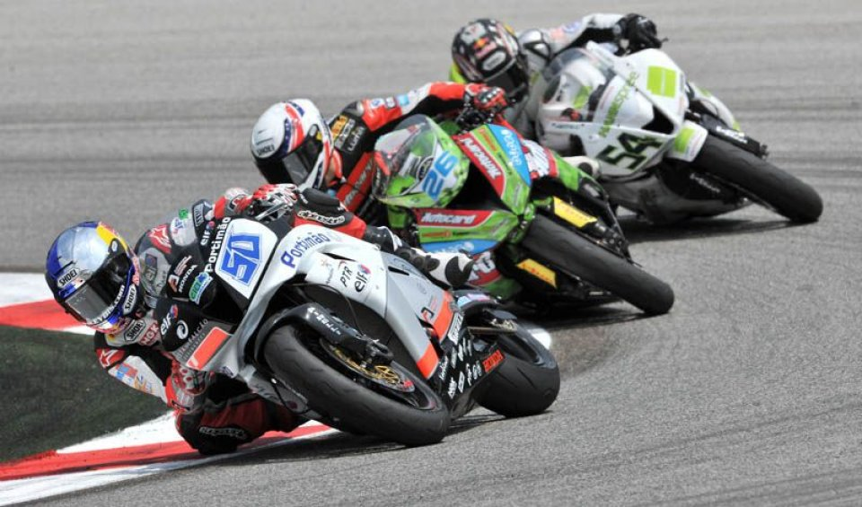 Moto - News: A Laverty gara e leadership