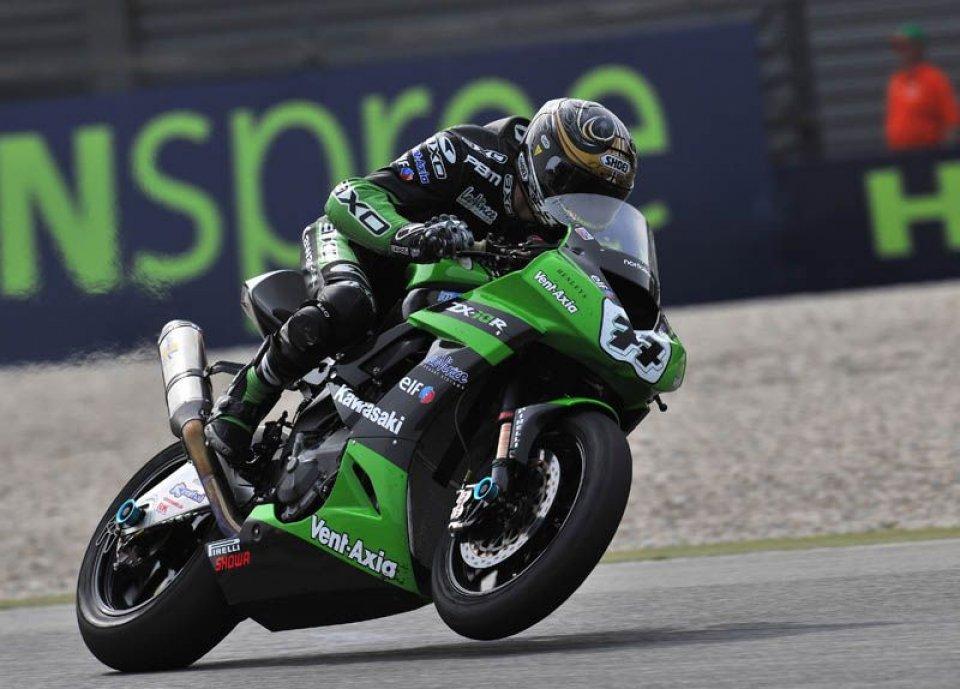 Moto - News: SBK: La Kawasaki già pensa al 2011