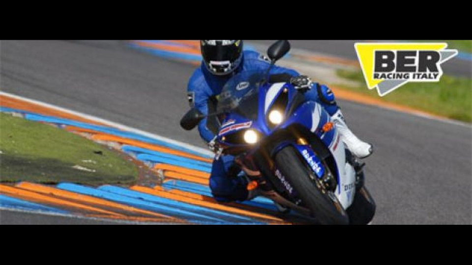 Moto - News: Ber Racing Italy ed Arai con Riding School