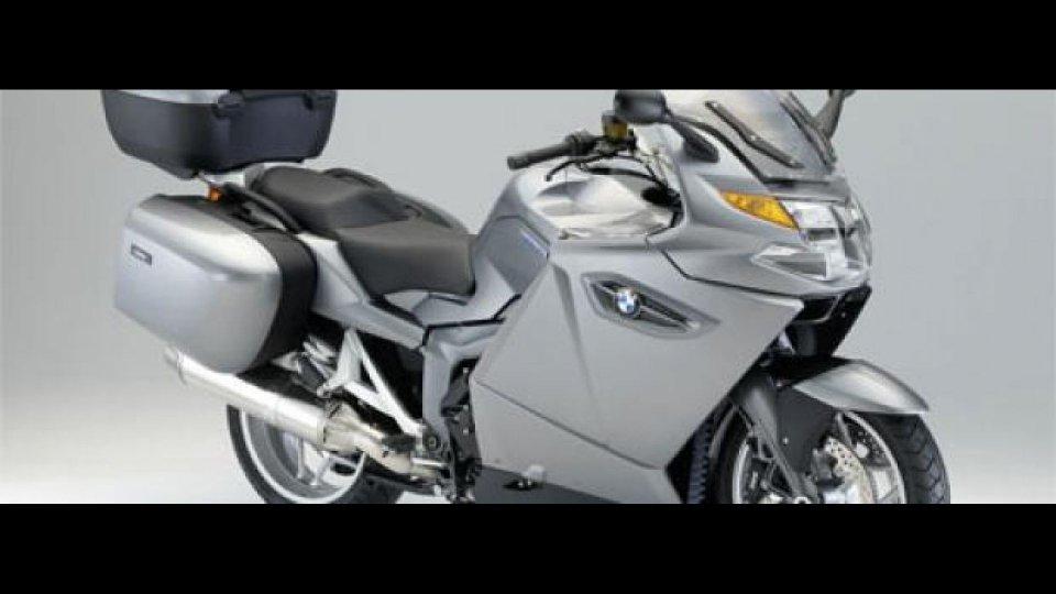 Moto - News: BMW K 1300 GT Exclusive Edition