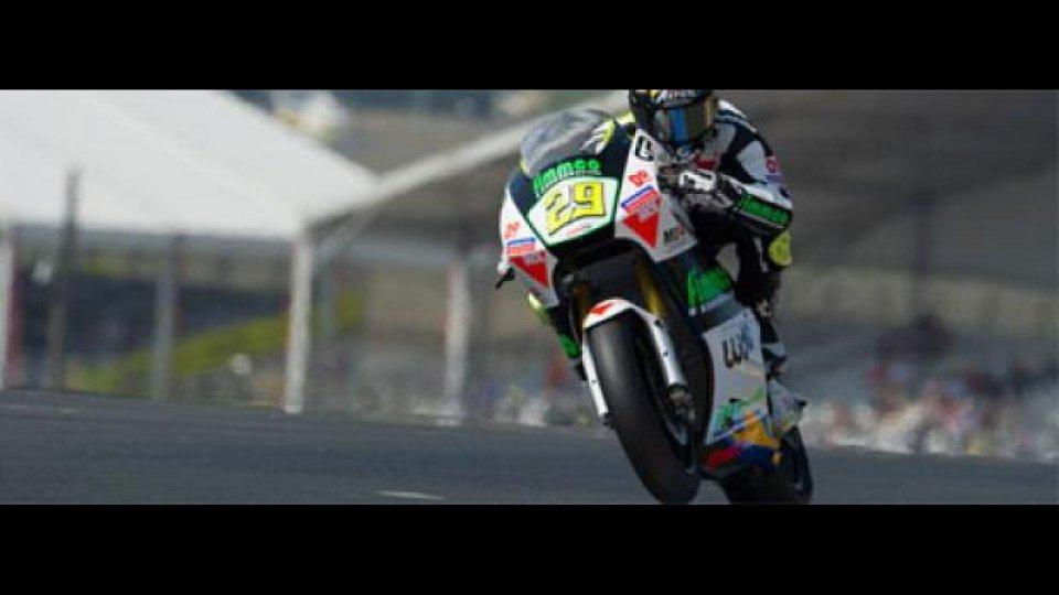Moto - News: Iannone coglie la prima pole italiana