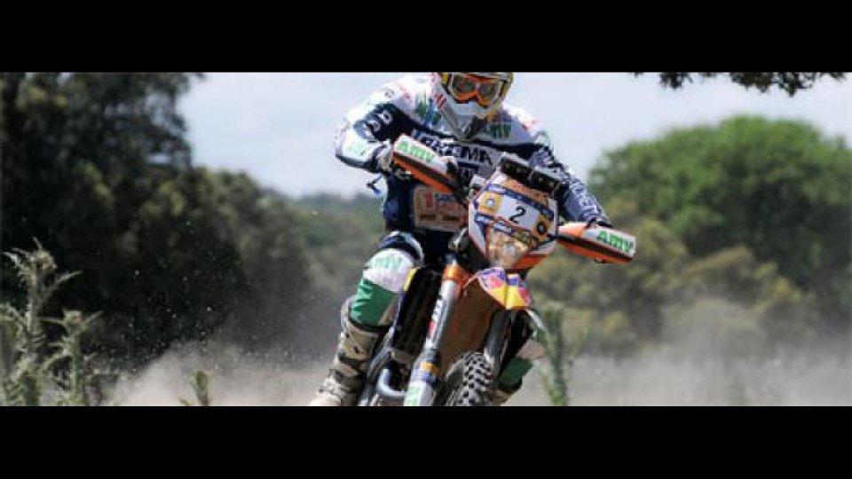 Moto - News: Marc Coma ha vinto il Sardegna Rally Race