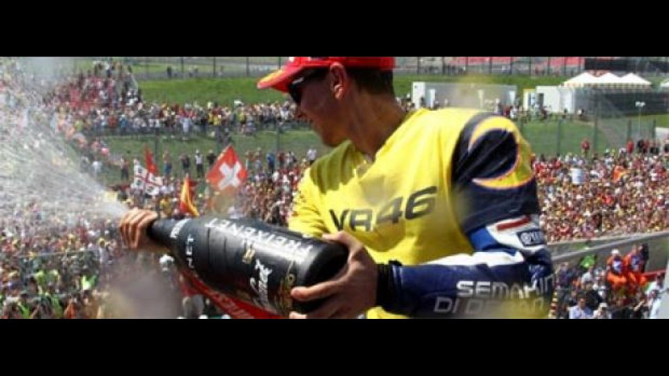 Moto - News: MotoGp 2010, Mugello: Lorenzo allunga