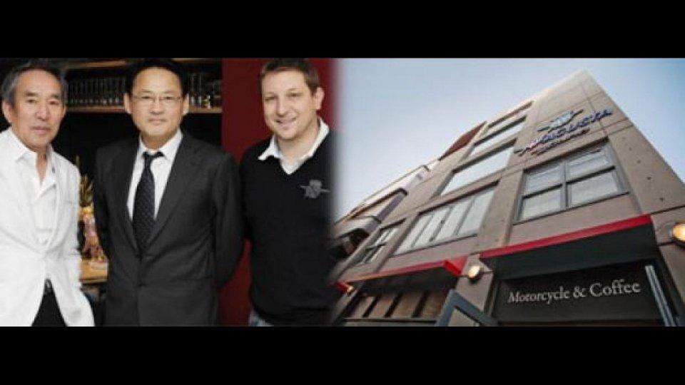 Moto - News: Nuovo store monomarca MV Agusta in Corea del sud