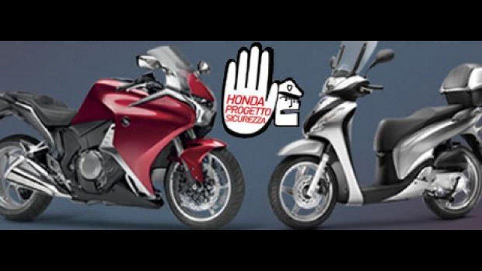 Moto - News: Partnership tra Honda Italia e Gemini Technologies