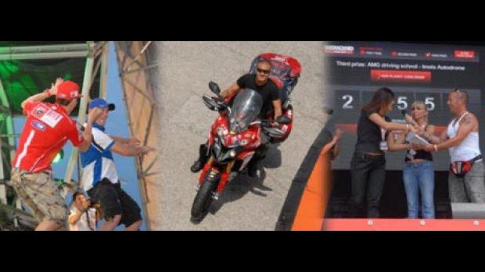 Moto - News: WDW 2010, Day 4: fitto programma
