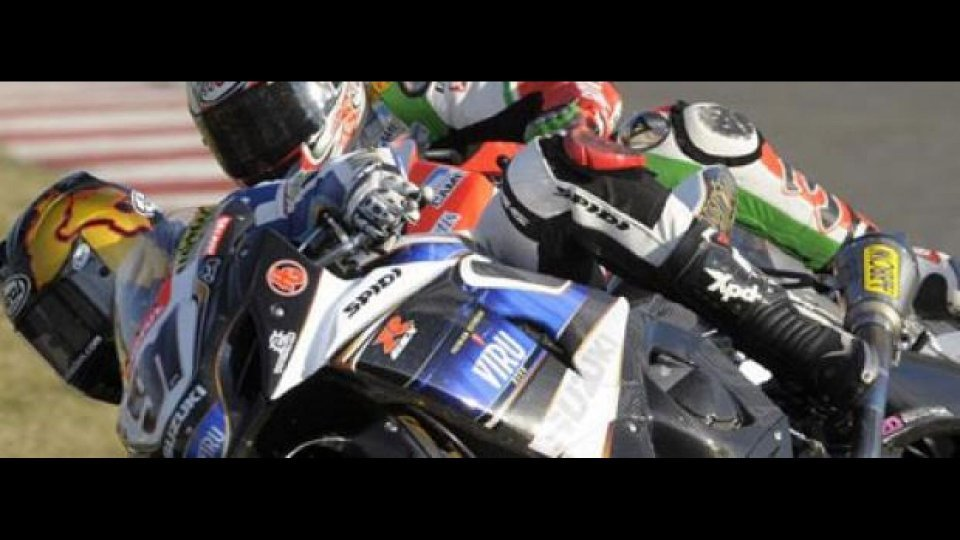 Moto - News: WSBK 2010, Misano: Biaggi vs Haslam in casa Ducati
