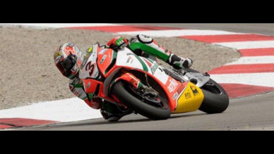 Moto - News: WSBK 2010: tanti auguri Max Biaggi