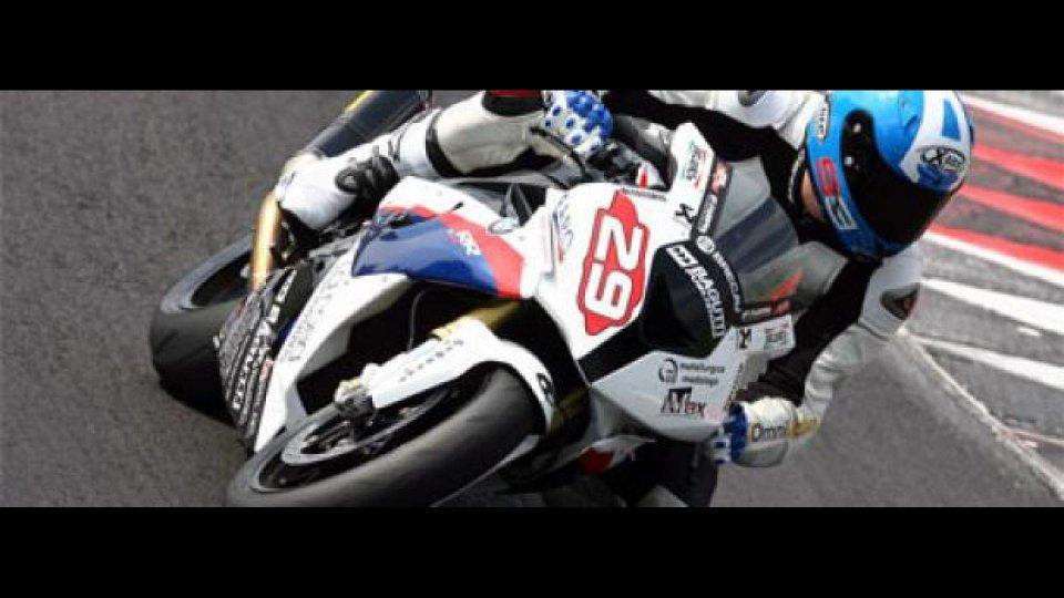 Moto - Test: BMW S1000RR WSTK - TEST